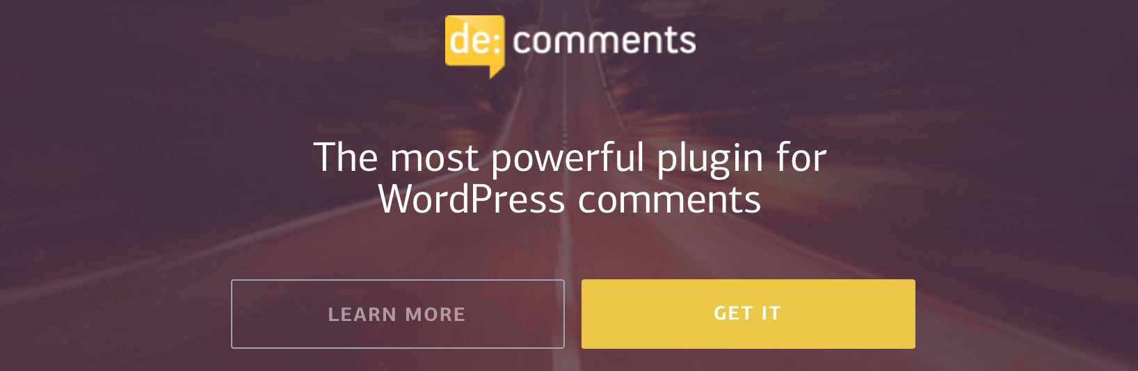 Decomments wp plugin