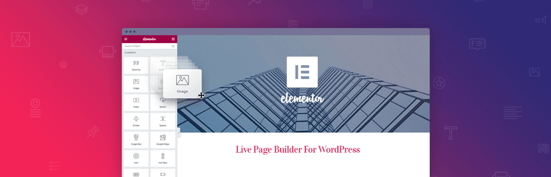 Elementor Page Builder wp plugin