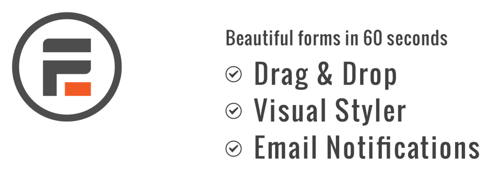Formidable Forms wp