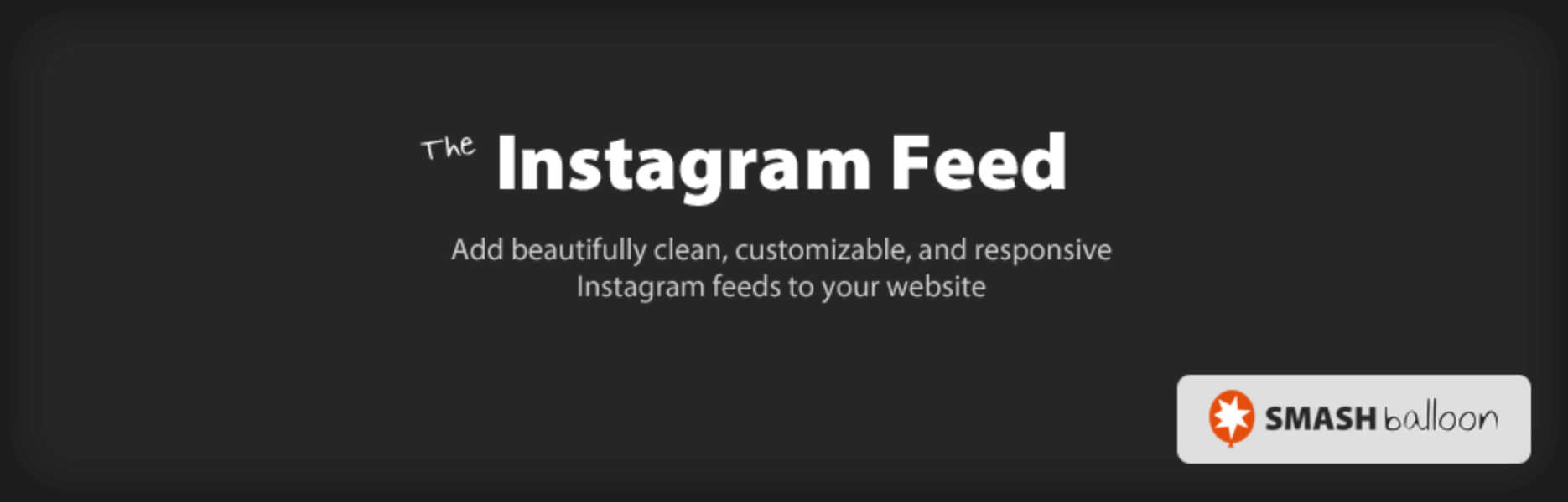 Instagram Wp Plugin