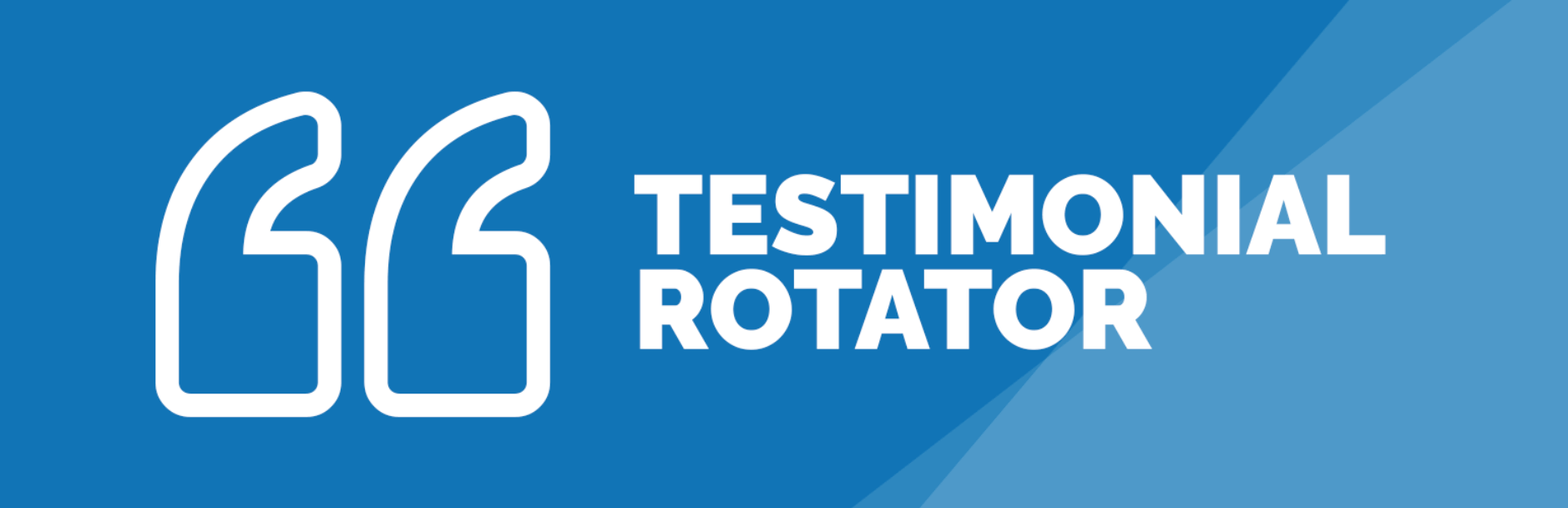 Testimonial Rotator Wp plugin