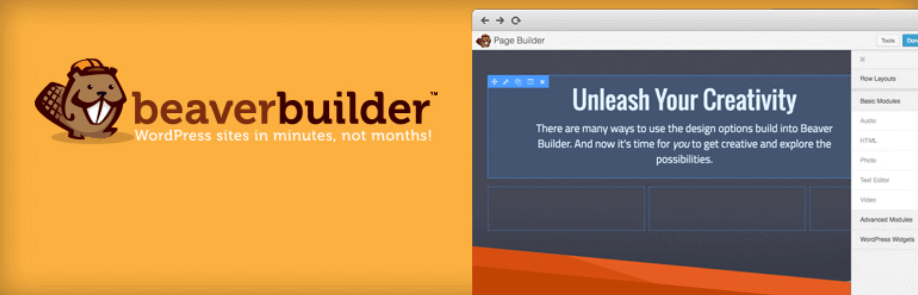 WordPress Page Builder - Beaver Builder