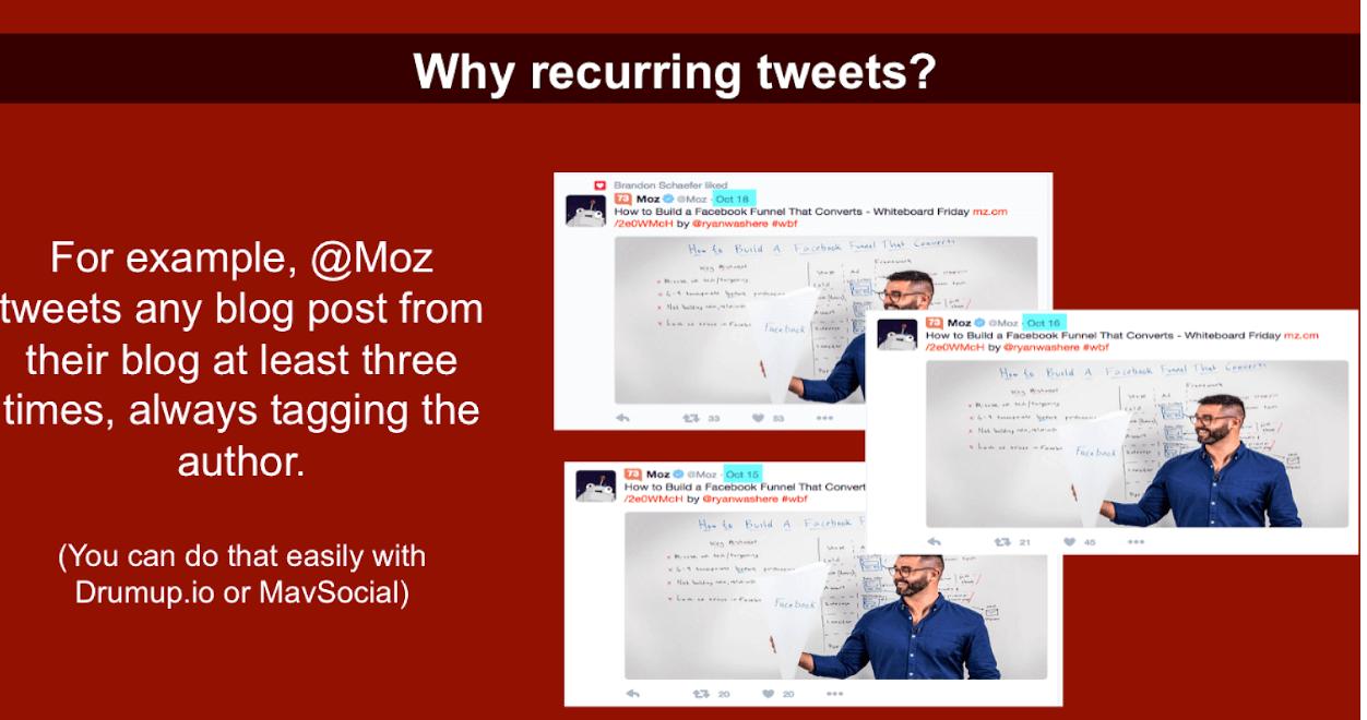 Moz tweets